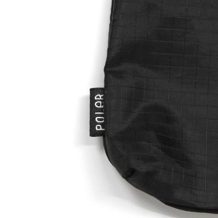 LARGE Stuffable POUCHES black 3