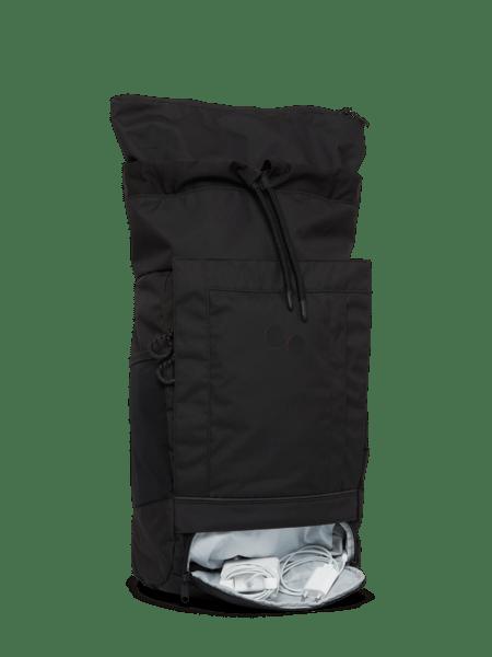 Mochila pinqponq Blok Medium Rooted Black 5