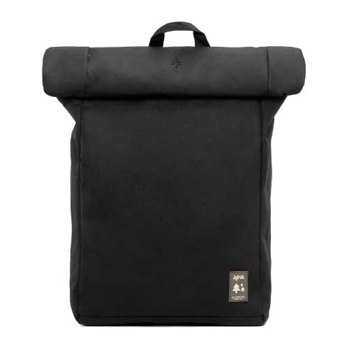 Roll Backpack black a