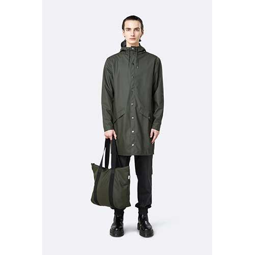 Tote Bag Rush Bags Green 4 a
