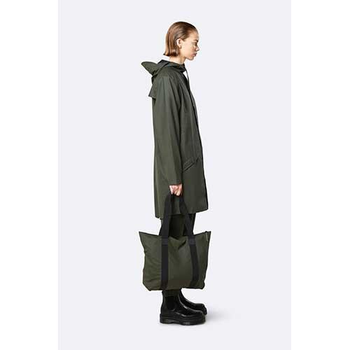 Tote Bag Rush Bags Green 5 a