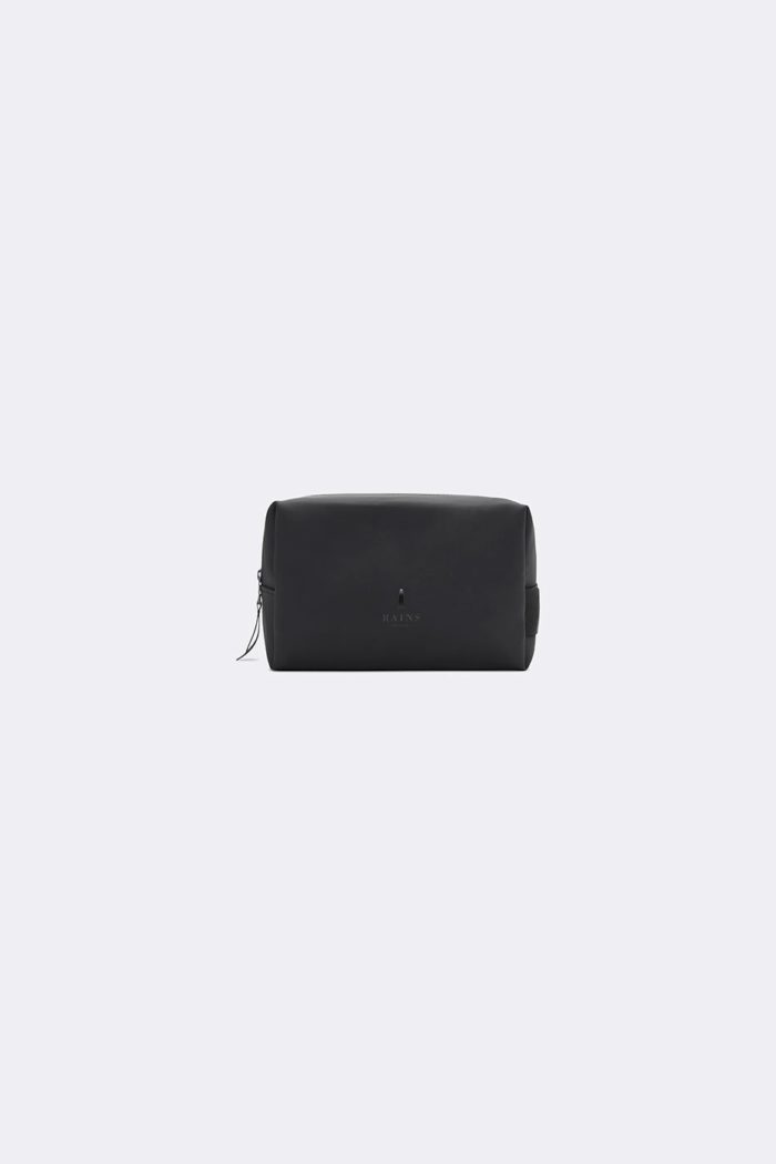 Wash Bag Small Black