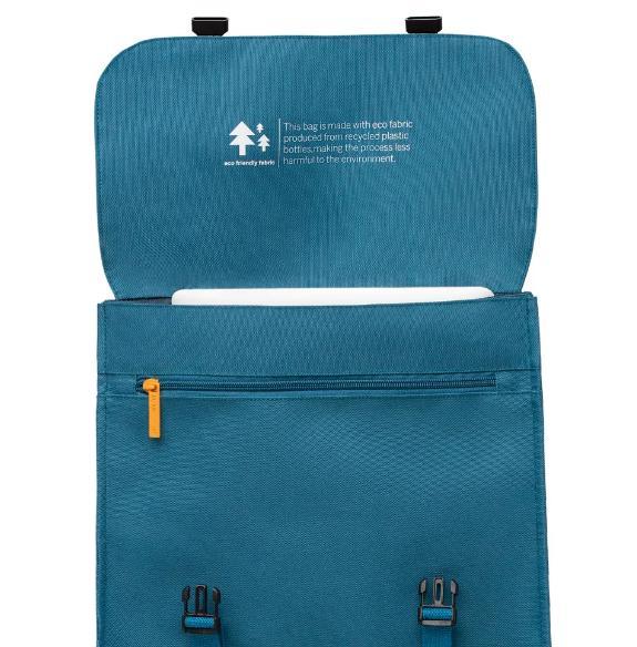 eco handy backpack dark lake 6