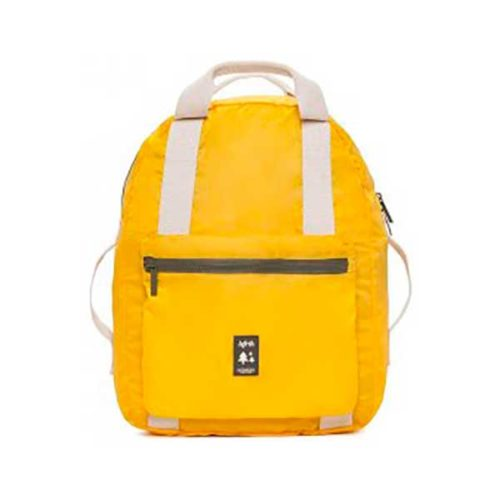 lefrik rucksack pocket yellow a