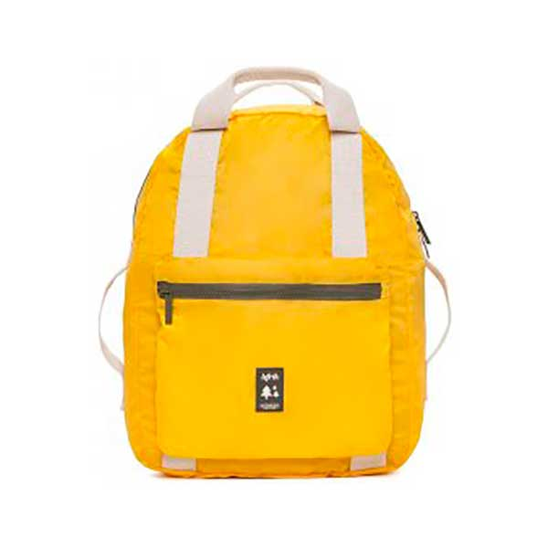 lefrik rucksack pocket yellow a