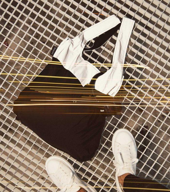 mochila bolso reflective reflectante notabag black 2