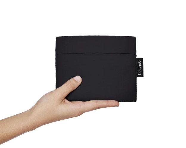 mochila bolso reflective reflectante notabag black 4