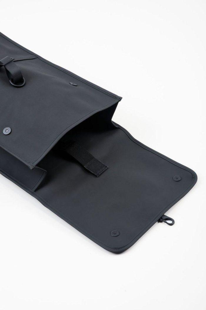 mochila impermeable mochila rains backpack black 2