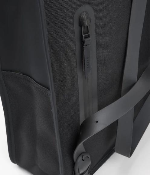 mochila impermeable mochila rains backpack black 3