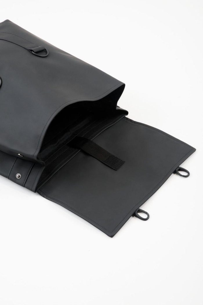 mochila impermeable mochila rains msn black 2