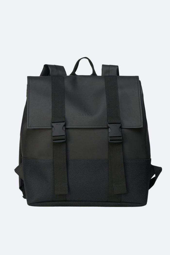 mochila rains buckle msn bag black