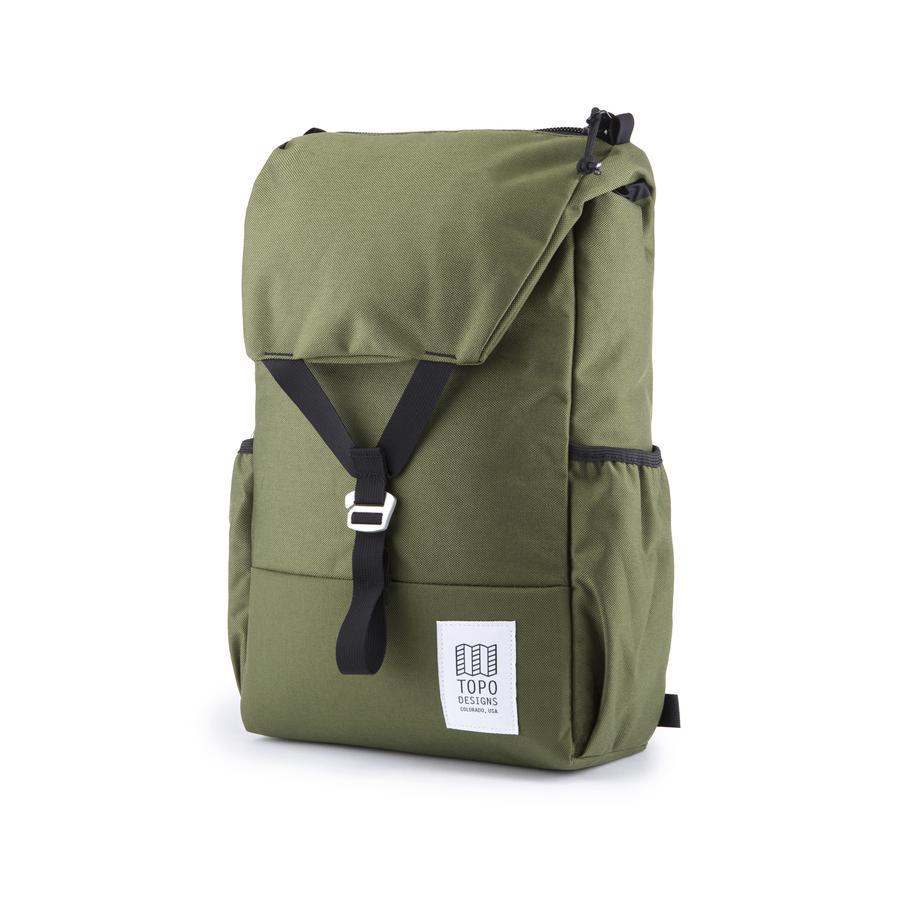 mochila topo designs Y Pack Olive