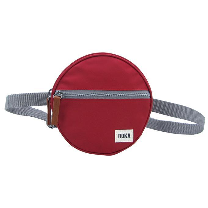 paddington d hip bag small cranberry