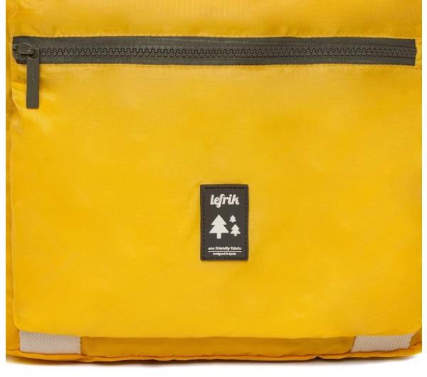 pocket backpack yellow 6