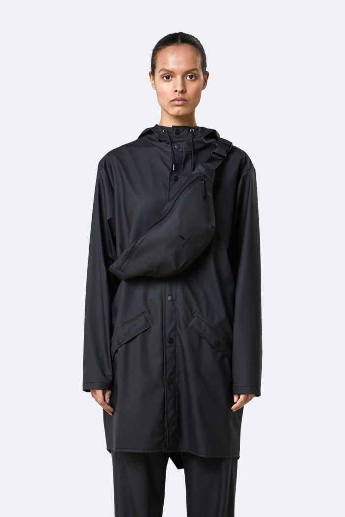 rains Bum Bag Bags Black rinonera 1
