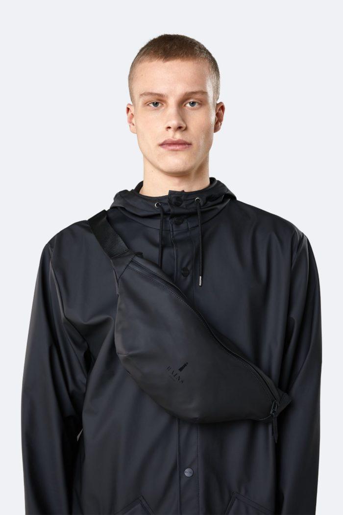 rains Bum Bag Bags Black rinonera 2