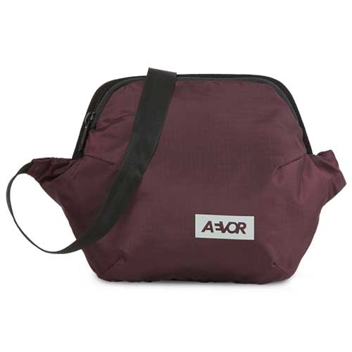 rinonera aevor hip bag plus ripstop ruby a
