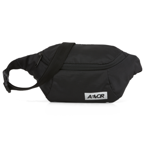 rinonera aevor hip bag ripstop black