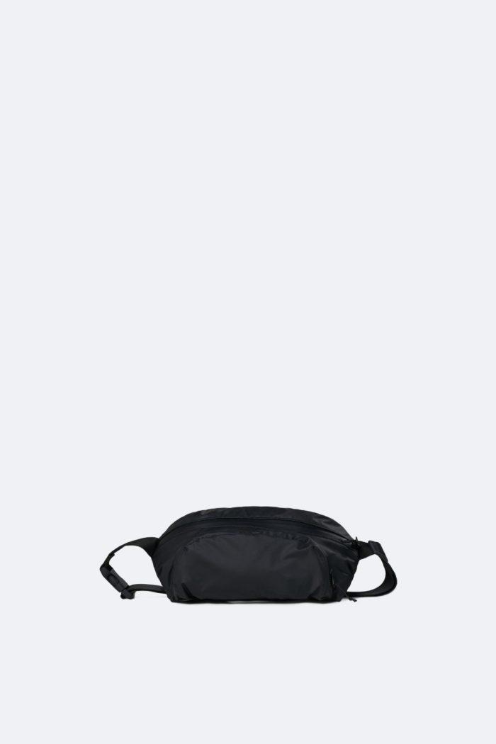 rinonera impermeable rains Ultralight Hip Bag Bags Black
