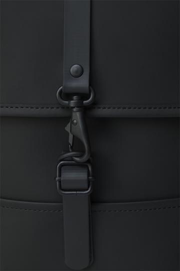 mochila rains Backpack Micro Bags Black 2