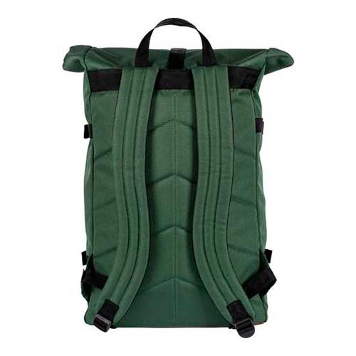 Classic Rolltop in Leaf Green and Laether 2 a