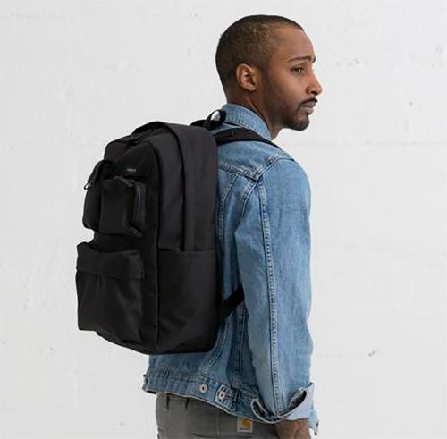 timbuk2 pack ramble backpack jet black 2