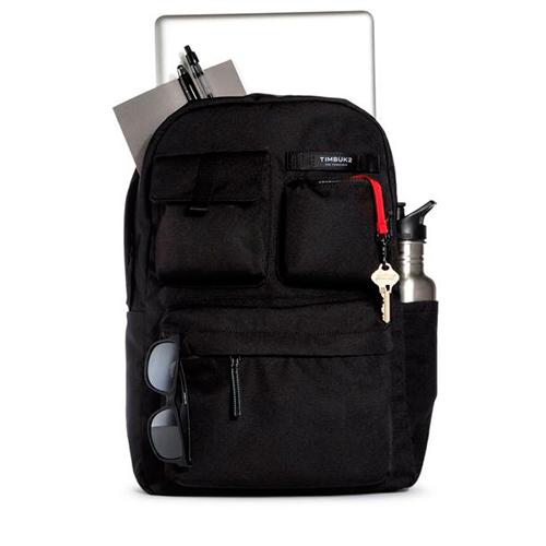 timbuk2 pack ramble backpack jet black 4