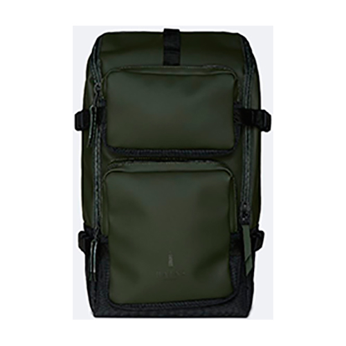 Mochila Rains Charger Backpack Green